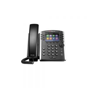 Polycom VVX 400 Series Business Media VoIP Handset